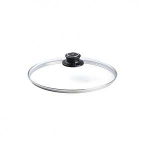 Стеклянная крышка Swiss Diamond круглая 26 см