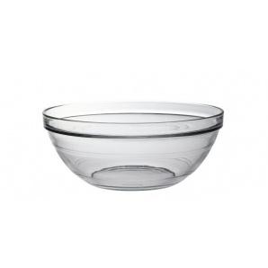 Скляний салатник Duralex Lys круглий 23 см 2400 мл (2028AF06)