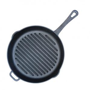 Сковорода-гриль круглая 26 см Биол 1126