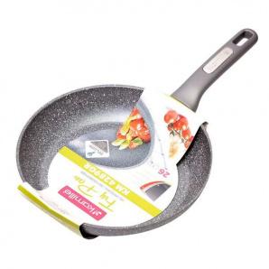Сковорода с гранитным покрытием d=24 KAMILLE KM-4287GR