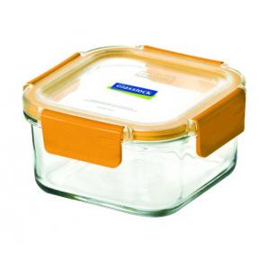 Стеклянный контейнер для хранения Glasslock с герметичной крышкой квадратный 1000 мл
