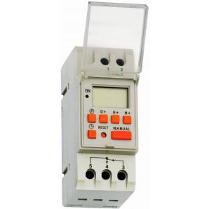 Таймер тижневий ElectrO T15 електронний з акумулятором T15 16А