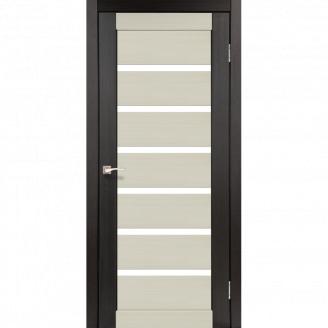Межкомнатная дверь (KD) PC - 01 (Korfad) PORTO COMBI COLORE