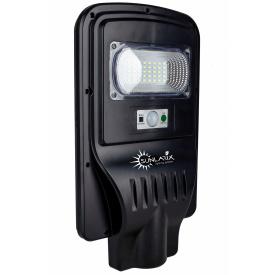 Вуличний LED світильник на сонячній батареї SUNLARIX 30 W (FO-5930)