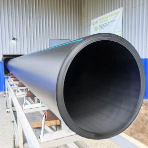Труба для воды 560 мм Планета Пластик SDR 17 полиэтиленовая для холодного водоснабжения