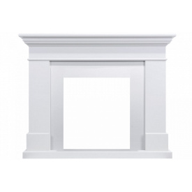 Белоснежный портал из мрамора 1520х2100х450 мм