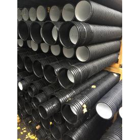 Гофрированная труба канализация (дренаж) SN4 160*6000 мм Киев