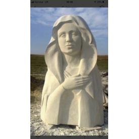 Скульптура из песчаника Olimp