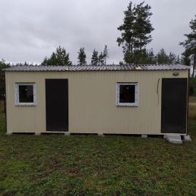 Дачный домик 21 м2