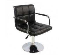 Кресло Артур SDM экокожа цвет черный