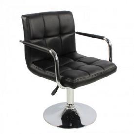Крісло Артур екошкіра колір чорний