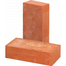 Кирпич керамический рядовой одинарный полнотелый