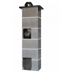 Дымоходная система Jawar Uniwersal Plus без вентиляции 5 м