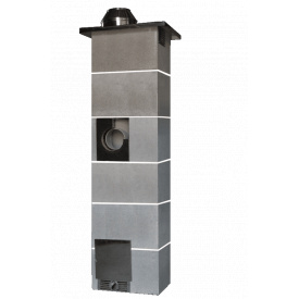Дымоходная система Jawar Uniwersal Plus без вентиляции 8 м