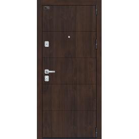 Вхідні двері ELPorta M-3. 4 / П23 | Колір: Almon 28 - Bianco Veralinga