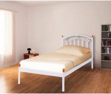 Ліжко металеве Монро 90 Метал дизайн