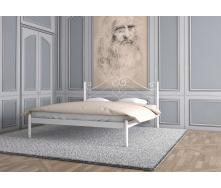 Кровать металлическая Адель 140 Металл дизайн
