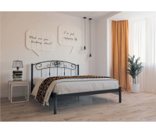 Кровать металлическая Монро 140 Металл дизайн
