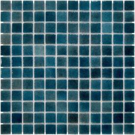 Aquaviva Мозаика стеклянная Aquaviva Dark Blue KL106