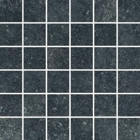 Aquaviva Мозаика керамогранитная Aquaviva Granito Black 300x300x9 мм