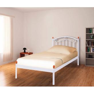 Кровать металлическая Монро 90 Металл дизайн