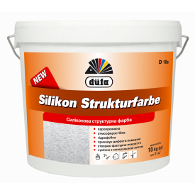 Краска Silikon Strukturfarbe D 10s 7 кг
