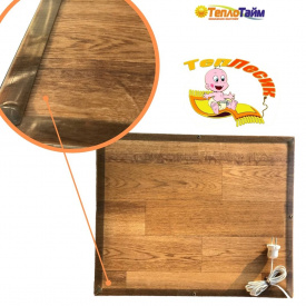 Килимок з підігрівом ТепЛесик 40х50 см лінолеум