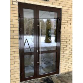Теплые алюминиевые двери SY W70 (1200x2050 мм)