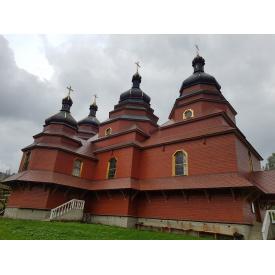 Реставрація церков
