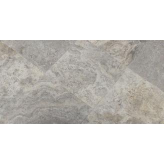 Натуральний камінь травертин Silver Filed&Honed