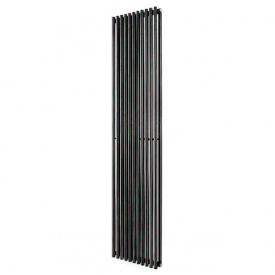 Трубчатый радиатор Betatherm Praktikum 2 1800x275 черный RAL9005 М