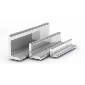 Алюминиевый уголок неравносторонний 100х40х2 мм АДо