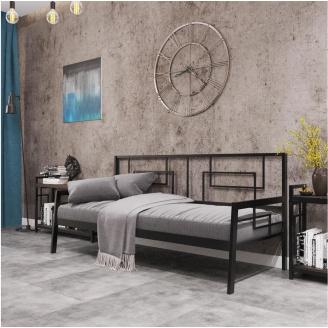 Кровать-диван Квадро 80 Металл дизайн