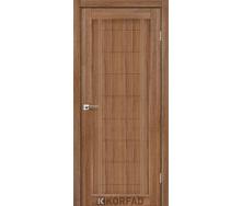 Двери межкомнатные Liberty doors LIGHT Бронкс 600х2000 мм Дуб графит