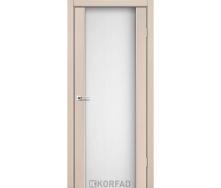 Двери межкомнатные Liberty doors LIGHT Рейс 600х2000 мм Дуб сицилия