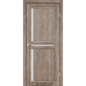 Двери межкомнатные Liberty doors LIGHT Рейс 600х2000 мм Дуб графит