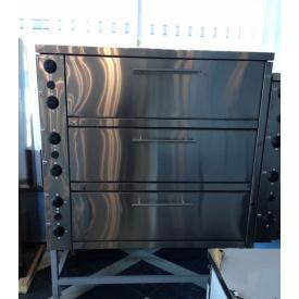 Шкаф жарочный электрический трехсекционный ШЖЭ-3-GN2/1 эталон