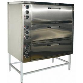 Шкаф жарочный электрический трехсекционный ШЖЭ-3-GN1/1 эталон