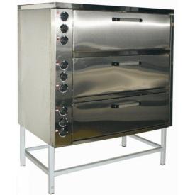 Пекарский шкаф с плавной регулировкой мощности ШПЭ-3 эталон