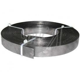 Лента стальная упаковочна 0.3х20
