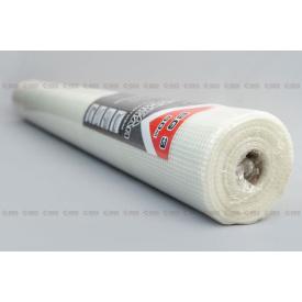 Сітка штукатурна для внутрішніх робіт 75 г/м2 5х5 мм 1000x500 мм біла