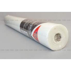 Сітка штукатурна для внутрішніх робіт 60 г/м2 2х2 мм 1000x500 мм біла