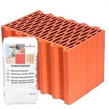 Керамические блоки Porotherm Klima Profi 38