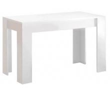 Стіл обідній Рома 120х65 білий глянець Миро-Марк