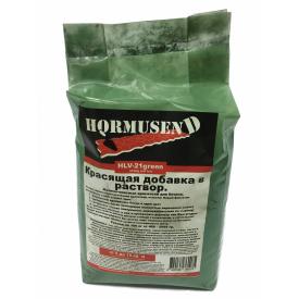 Пигмент краситель для бетона зеленый Hormusend HLV-21 2 кг
