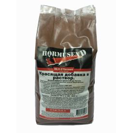 Пигмент краситель для бетона коричневый Hormusend HLV-21 2 кг