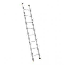 Алюминиевая лестница приставная на 10 ступеней (профессиональная)