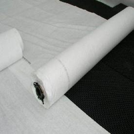 Геотекстиль п/е голкопробивний LIBER TEX 400 г/м2 (колір - білий)