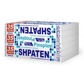Пінопласт Shpaten 35 fasad 80мм
