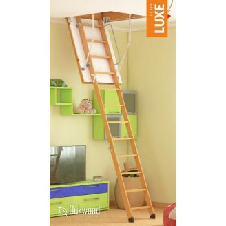 Горищні сходи Bukwood LUXE Standard